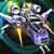 Космическая Мясорубка - Космическая Мясорубка Аркадный космический скроллер с захватывающими дух сражениями.