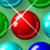 Пузыри - Остановите цветные шарики, стреляйте и выигрывайте!