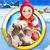 Веселая ферма. Ледниковый период - Помогите Деду Морозу и Скарлетт спасти праздник