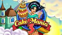 Cake Mania 3 - Спасите друзей и родственников Джилл из ловушки во времени