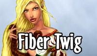 Fiber Twig - Очень увлекательная игра, где Вам предстоит создать и оживить волшебный сад при помощи необычных веточек.
