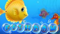 Фишдом - Постройте красочный аквариум и он станет вашим скринсэйвером.