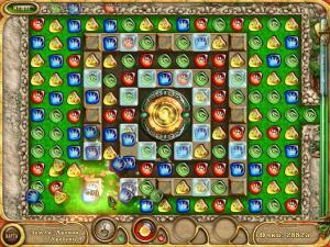 Скриншот из игры 4 Элемента