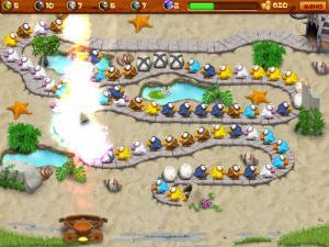 Птичий городок скриншот из игры №2