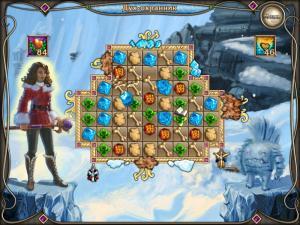 Скриншот из игры Пленники горного замка