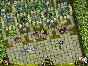 Скриншот из игры Куриная Атака 2