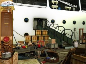 Скриншот из игры Таинственный круиз