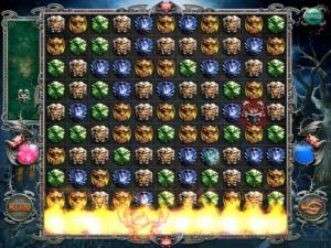 Скриншот из игры Проклятый дом