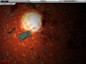 Скриншот из игры Битва на Выживание