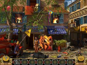 Скриншот из игры Даймон Джонс. Дьявольский контракт