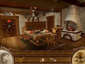 Скриншот из игры Доминик Крэйн. Загадка снов