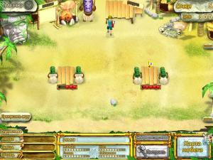 Скриншот из игры Побег из Рая