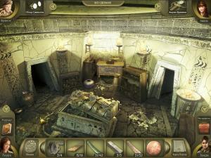 Скриншот из игры Побег из затерянного королевства