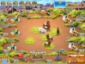 Скриншот из игры Веселая ферма 3. Американский пирог