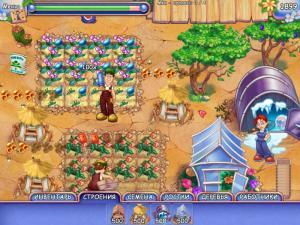Скриншот из игры FarmCraft