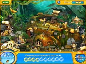 Скриншот №3 из игры Фишдом H2O. Подводная Одиссея