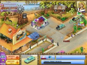Скриншот из игры Починяй-ка. Знакомство с родителями