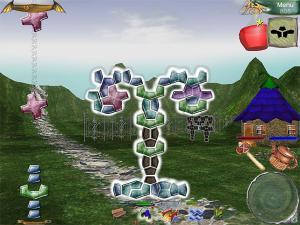 Скриншот из игры Fresco Wizard