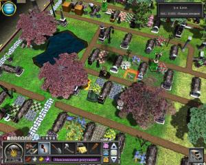 Скриншот из игры Веселый Могильщик