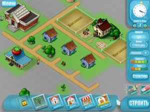 Скриншот из игры Счастливия