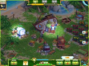 Скриншот из игры Хобби ферма