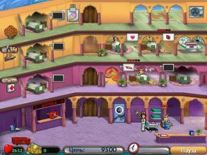 Скриншот из игры Переполох в клинике