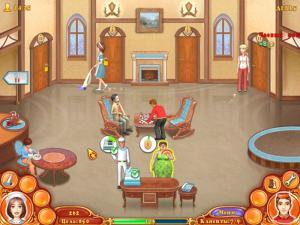 Скриншот №1 из игры Отель Джейн мания