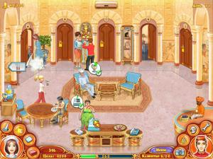 Скриншот №3 из игры Отель Джейн мания