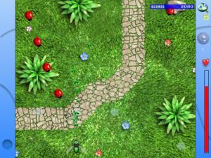 Скриншот из игры Джей. Опасный Полет