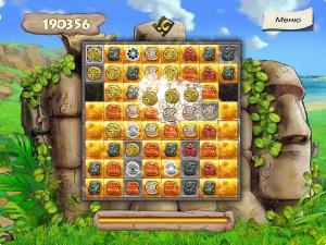 Скриншот из игры Хранители сокровищ