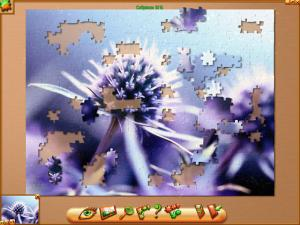 Скриншот из игры Страна Паззлов