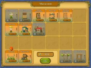 Скриншот из игры Тридевятая ферма