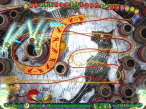 Скриншот № 5 из игры Луксор 3