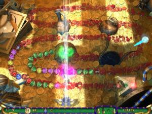 Скриншот № 3 из игры Луксор 3