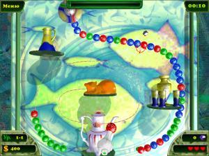 Скриншот из игры Волшебный Чай
