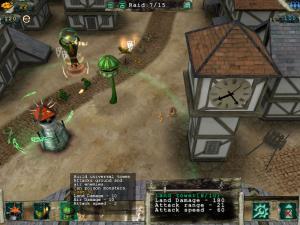 Скриншот из игры Master Of Defense