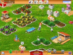Скриншот из игры Реальная ферма