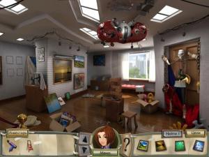 Скриншот из игры Натали Брукс. Тайны одноклассников