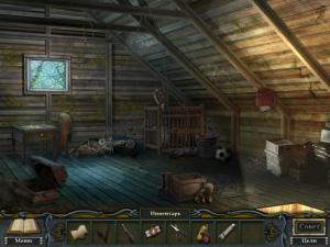 Скриншот из игры Таинственный дневник. Возвращение на остров