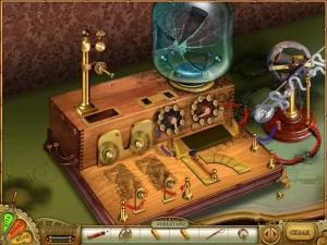 Скриншот из игры Тайна Немо.Наутилус