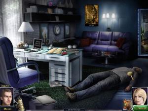 Скриншот из игры Клеймо судьбы
