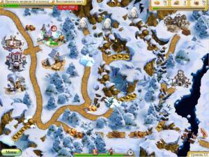 Скриншот из игры Полцарства за принцессу 2