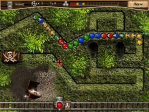 Скриншот из игры Пиратские Забавы