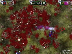 Скриншот №3 из игры Яростный Прорыв