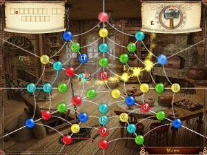 Радужная паутинка 3 скриншот из игры
