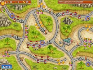 Скриншот из игры Отважные спасатели