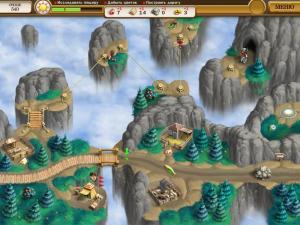 Скриншот из игры Дороги Рима 2