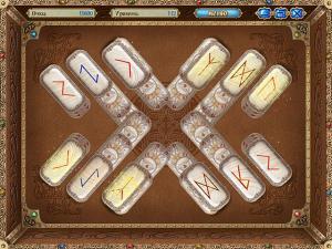 Скриншот из игры Руны Судьбы