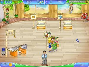 Скриншот из игры Торговый переполох