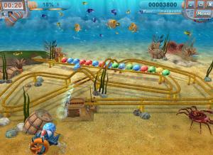 Скриншот из игры Тайна шести морей